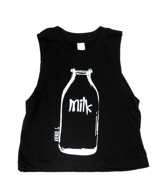 Milk Muscle Tanks