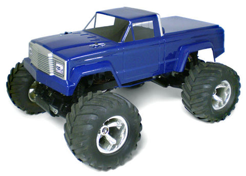 10250 1/10 Honcho Truck Body - chromewheelsimulators.com