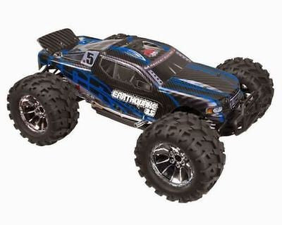 Earthquake 3.5 1/8 Scale Nitro Monster Truck - chromewheelsimulators.com