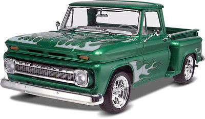 1965 Chevy Stepside pickup Revell - chromewheelsimulators.com