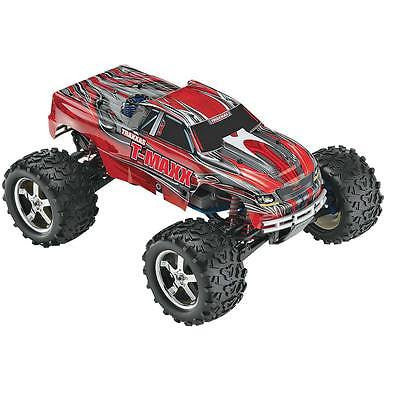 Traxxas T-Maxx 3.3 RTR w/2.4GHz Radio - chromewheelsimulators.com