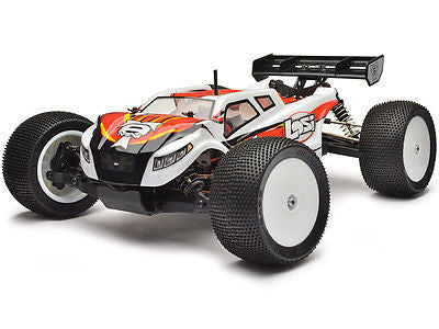 Mini 8IGHT-T RTR, AVC: 1/14 4WD Truggy - chromewheelsimulators.com