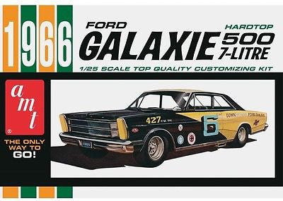 1966 Ford Galaxie AMT904 - chromewheelsimulators.com