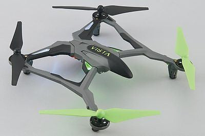 Dromida Vista UAV Quadcopter RTF Green - chromewheelsimulators.com