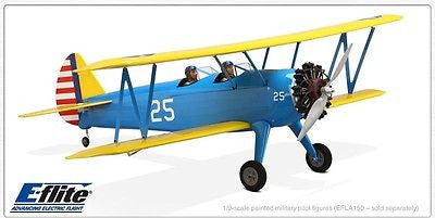 Stearman PT-17 15e ARF - chromewheelsimulators.com