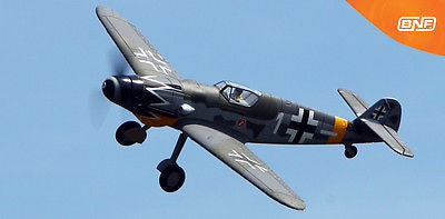 Messerschmitt Bf-109G BNF (Bind and Fly) - chromewheelsimulators.com