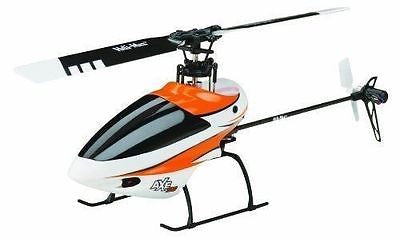 Heli-Max Axe 100 FP Flybarless 2.4GHz RTF - chromewheelsimulators.com