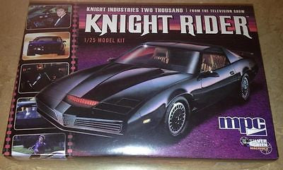 1/25 MPC Knight Rider '82 Pontiac Firebird Model - chromewheelsimulators.com
