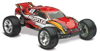 37054 Rustler XL-5 2.4GHz RTR - chromewheelsimulators.com