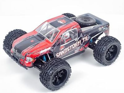Sandstorm TK 1/10 Scale Brushless Electric Baja Truck - chromewheelsimulators.com