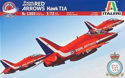 1303S 1/72 Hawk T1A RAF Red Arrows - chromewheelsimulators.com
