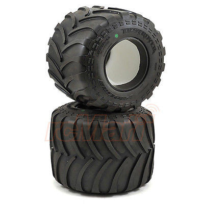 Pro-Line Destroyer 2.6 All Terrain Tires (2) Clod Bust - chromewheelsimulators.com