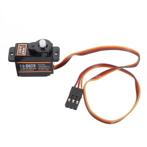 Emax ES08DE Digital Micro Servo - chromewheelsimulators.com