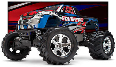 67054-1 Stampede 4x4 Brushed - chromewheelsimulators.com