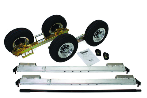 PLATED DOLLY;ALUM 480 WHL - chromewheelsimulators.com