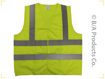 CLASS 2 LIME SAFETY VEST - chromewheelsimulators.com