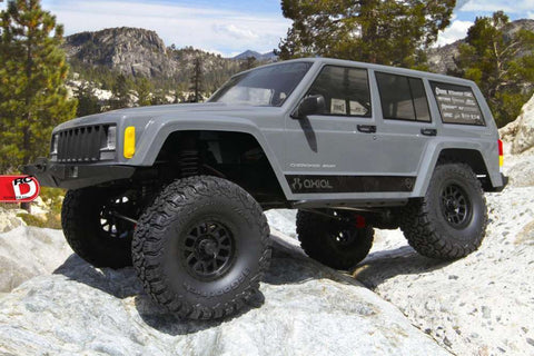 Axial SCX10 II Jeep Cherokee RTR 4x4 Ets Hobby Shop - chromewheelsimulators.com