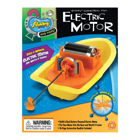 Slinky Electric Motor Kit