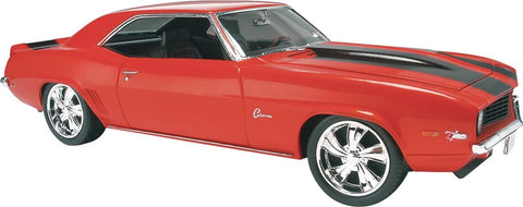 1/25 Motor City Muscle '69 Camaro Z/28® 2 'n 1 Plastic Model Kit