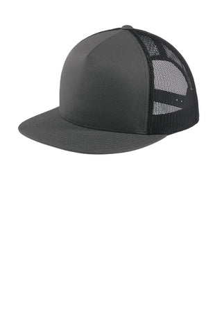 5-Panel Classic Trucker Mesh Back Cap