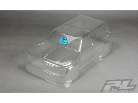 Ford Bronco Clear Body PRO-2 ETS Hobby Shop