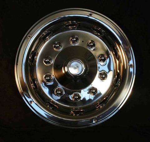 "22.5"" UNIVERSAL REAR FIT 10 LUG - chromewheelsimulators.com"