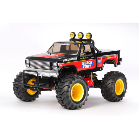 1/10 2016 Blackfoot 2WD Monster Truck Kit