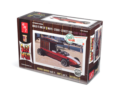 AMT977/12 1/25 George Barris Surf Woody ETS Hobby Shop