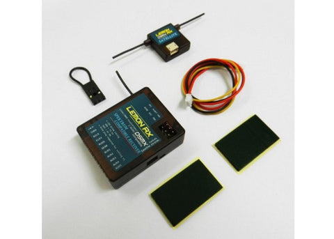 Lemon LM0003 10 channel receiver - chromewheelsimulators.com