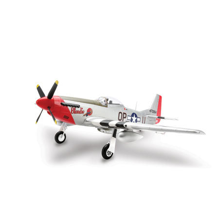 P-51D Mustang 1.2m BNF - chromewheelsimulators.com