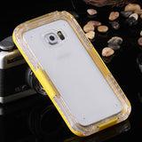 Waterproof Transparent Case for Samsung Galaxy S6 /S6 Edge - chromewheelsimulators.com
