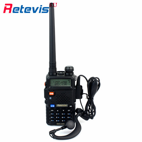 Baofeng UV-5R Walkie Talkie Two Way Radio - chromewheelsimulators.com