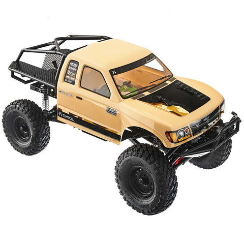 Axial SCX10 II Trail Honcho 4WD Rock Crawler Brushed RTR 1/10