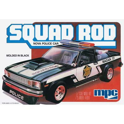 Amt Squad Rod Nova Model - chromewheelsimulators.com