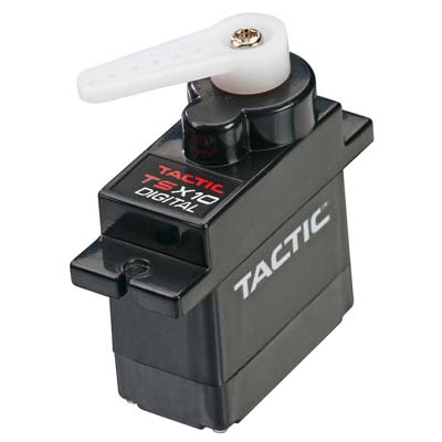 TACM0210	TSX10 Micro Servo Digital Hi Torq Metal Gear 1BB