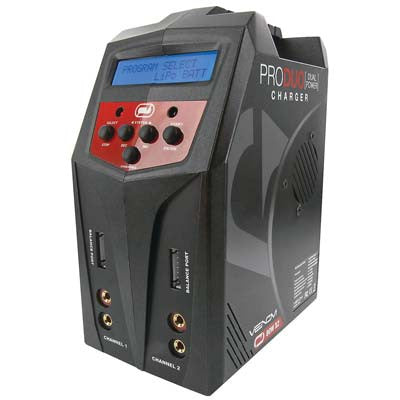 Venom 0685 Pro Duo LiPo/LiHV/NiMH Battery Charger - chromewheelsimulators.com