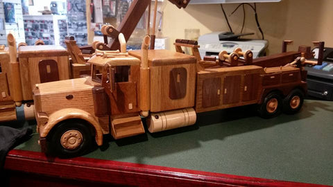 Custom Wooden Wreckers