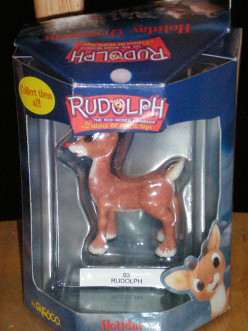 1999 CVS Limited Edition Rudolph Christmas Ornament from Rudolph and the Island of Misfit Toys