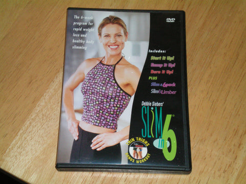 Debbie Siebers Slim In 6  for weight loss workout