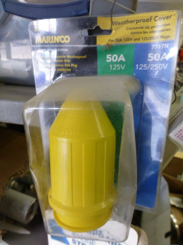 Marinco Waterproof Cover 50A 125V & 125/250V Plug