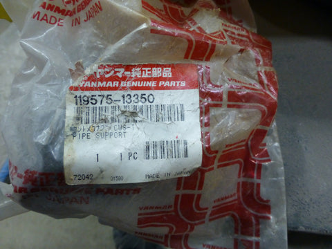 Yanmar Pipe Support 119575-13350