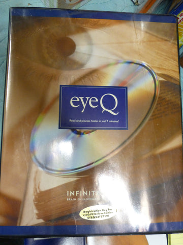 Eye Q by Infinity Mind Brain Enhancement Technology