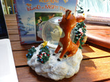 Collectible Snow Globe Rudolph & The Island of Misfit Toys