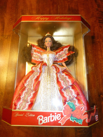 Barbie Happy Holidays 1997 Collectible