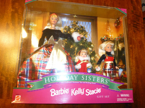 Barbie Holiday Sisters Collectible