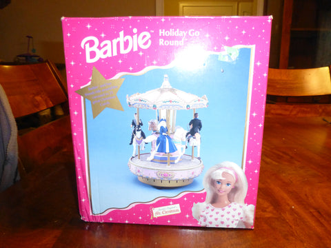 Barbie Holiday Go Round Collectible