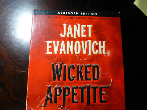 Abridged Janet Evanovich's Wicked Appetite
