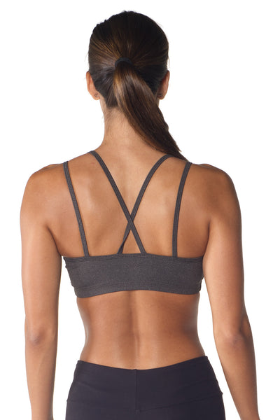 Criss Cross Sports Bra - Intouch Clothing - 3