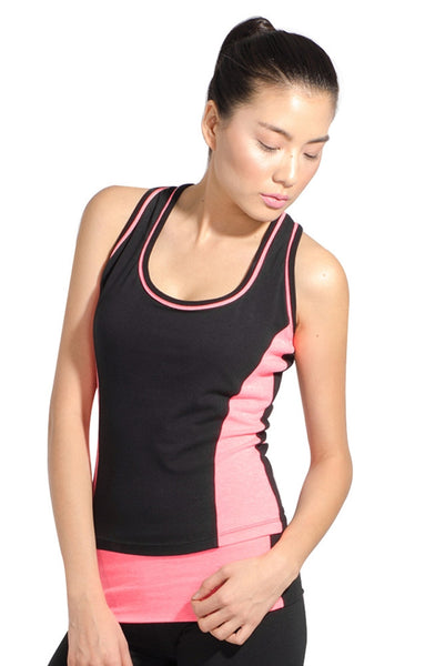 Colorblock Fusion Tank - Intouch Clothing - 3