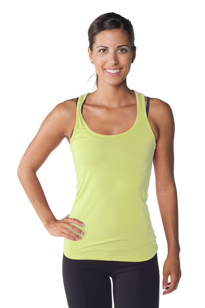 Eco Racerback Tank - Intouch Clothing - 11